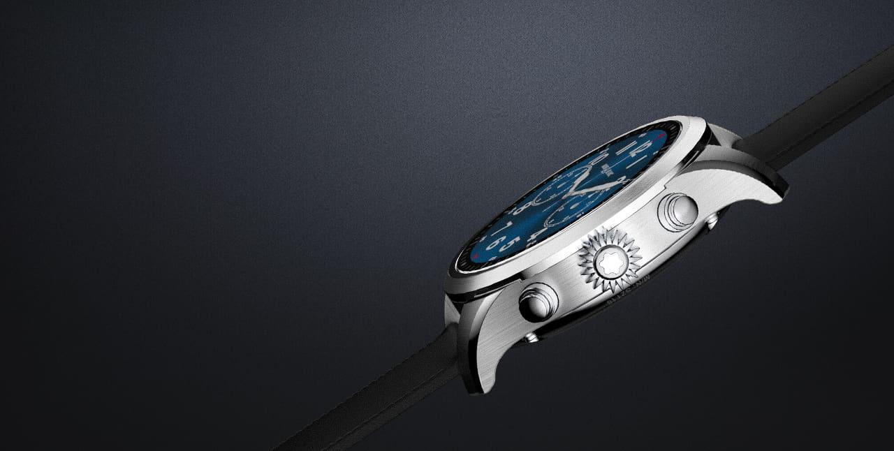 Mont Blanc smartwatch