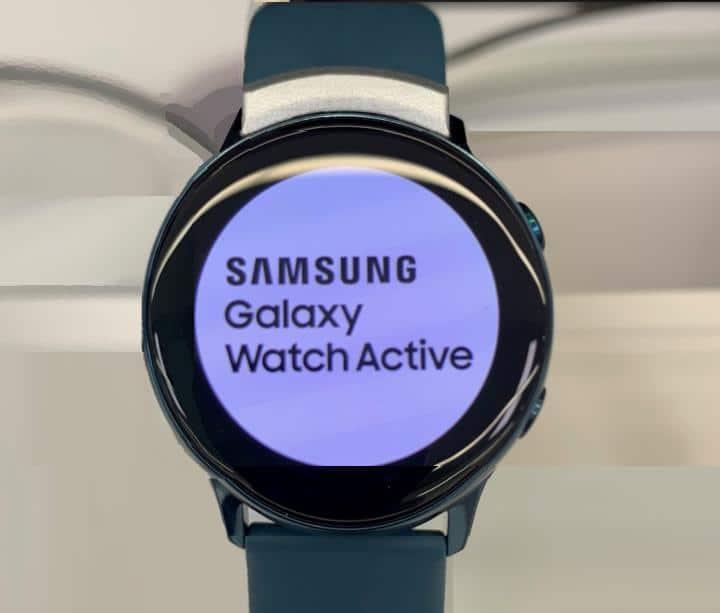 galaxy active smart watch