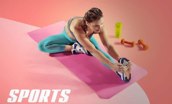 Use your Hey Plus for sports tracking
