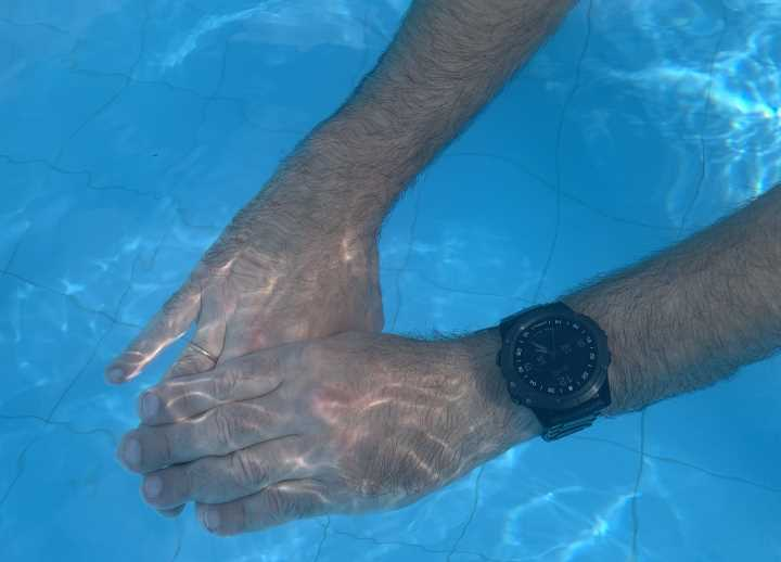 The best watches for swimming