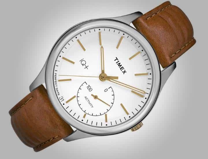 Timex IQ + Move smartwatch for women