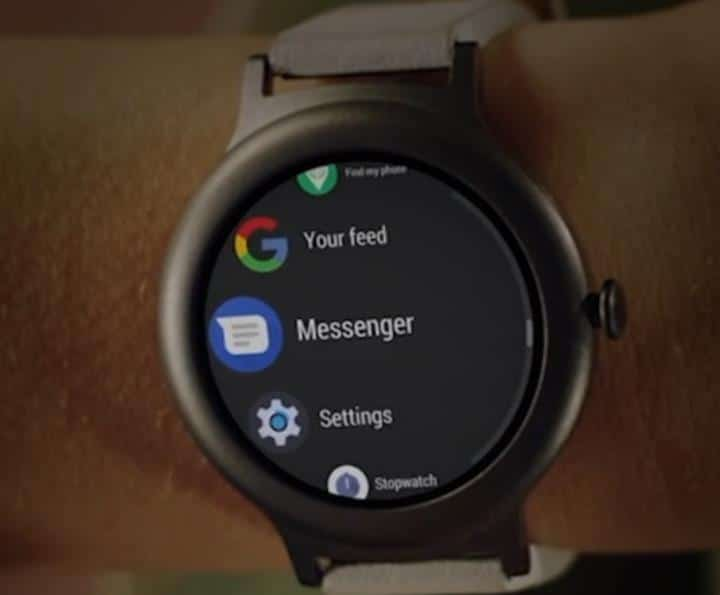 LG Watch Style Features