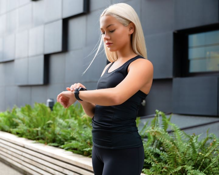 Puma Smartwatch - A wearable for athletes