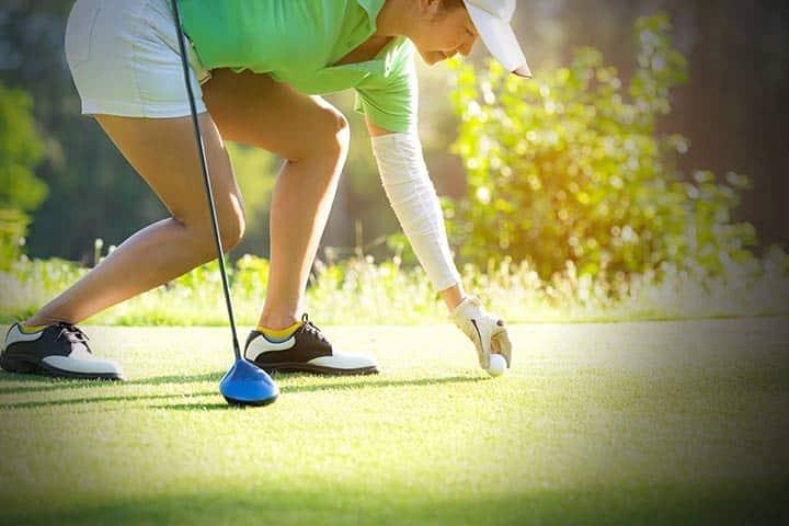 Golf watches