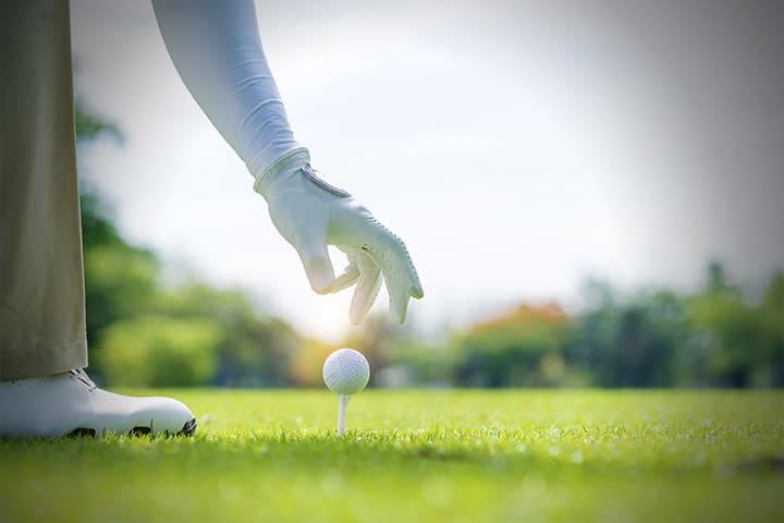 Golf watch advantages