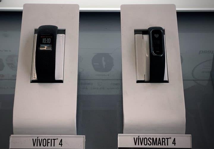 Vivofit and Vivosmart
