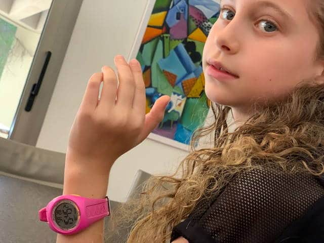 Girl's Smartwatch