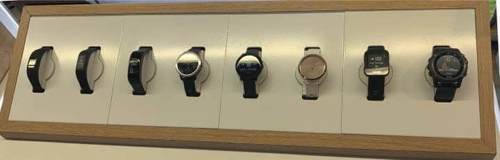 Garmin Range Display