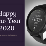 Happy New Year and Smartwatch
