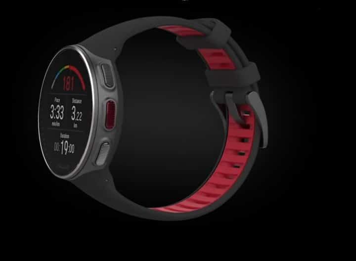 Polar Fitness Watches - Polar Vantage V Titan - SuperWatches
