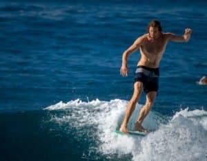 Sports Activity - Surfing
