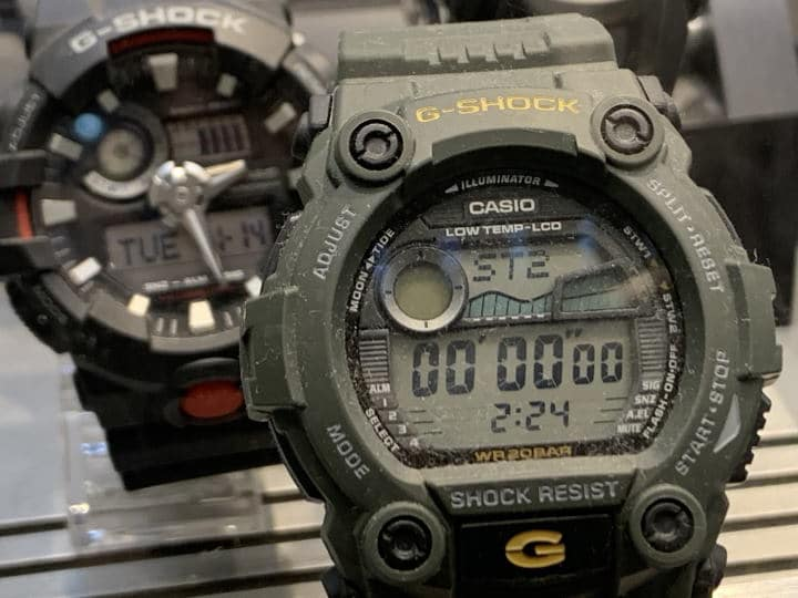 Casio G-Shock Models