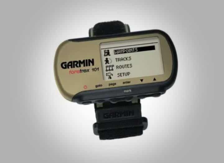 Garmin Foretrex 101/201