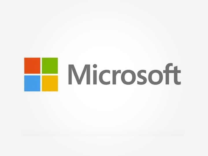 Microsoft logo / Microsoft watch