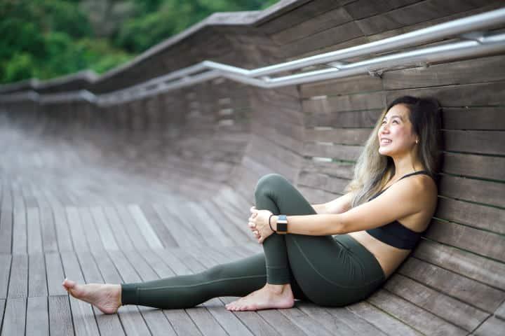 sports yoga smartwatch