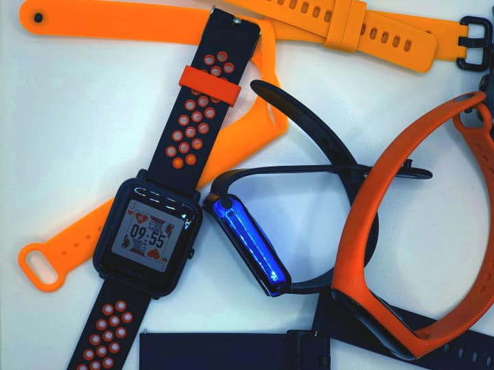 Lots of smartwatches
