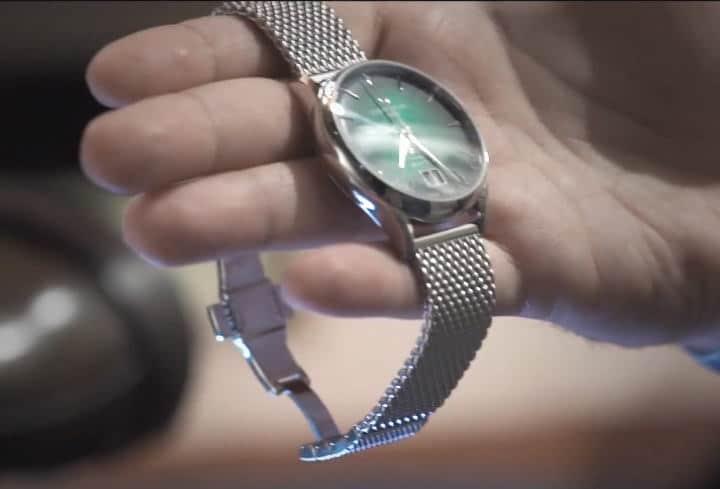 Certina watch