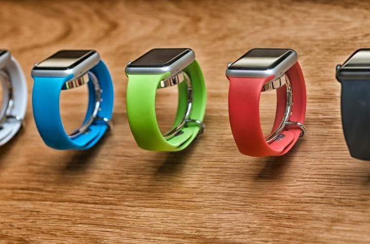 Smartwatches (apple)