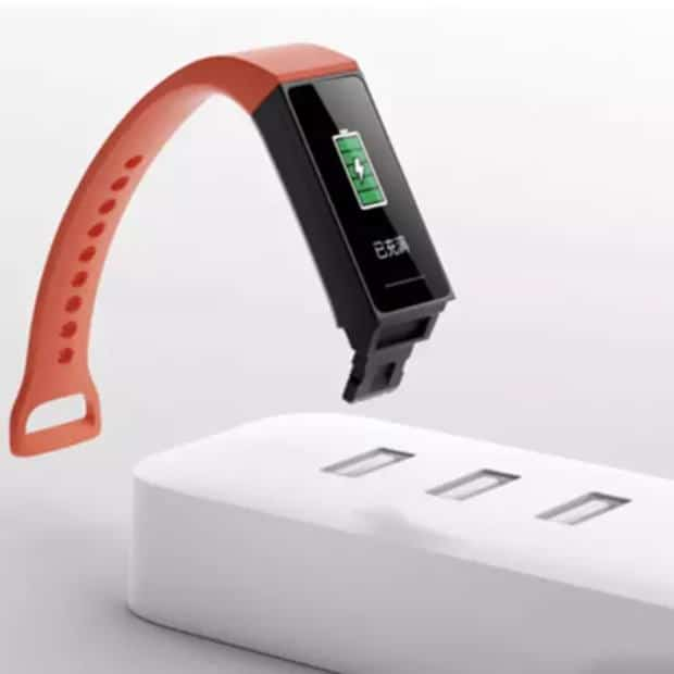 Redmi Band Charging