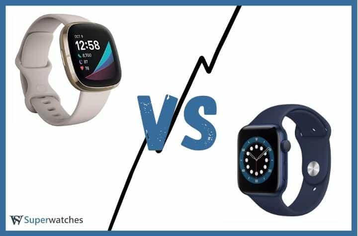 Apple vs. Fitbit