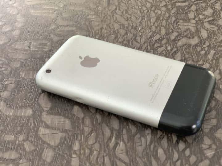 old apple iphone series 2