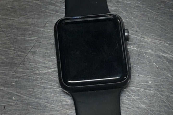 Real life apple watch series 1