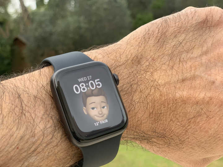 Apple Watch Emoji Face