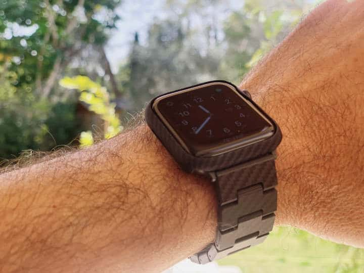 Pitaka Air Case and Band for Apple Watch 6