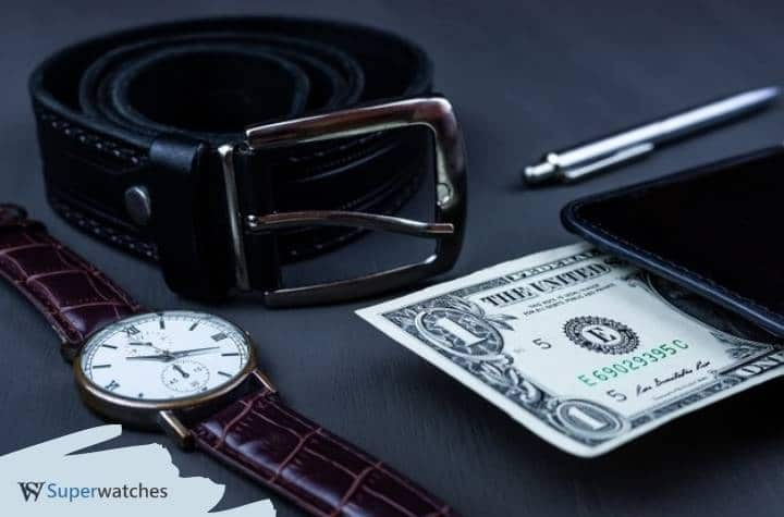 Affordable and Stylish Watch Brands for Men