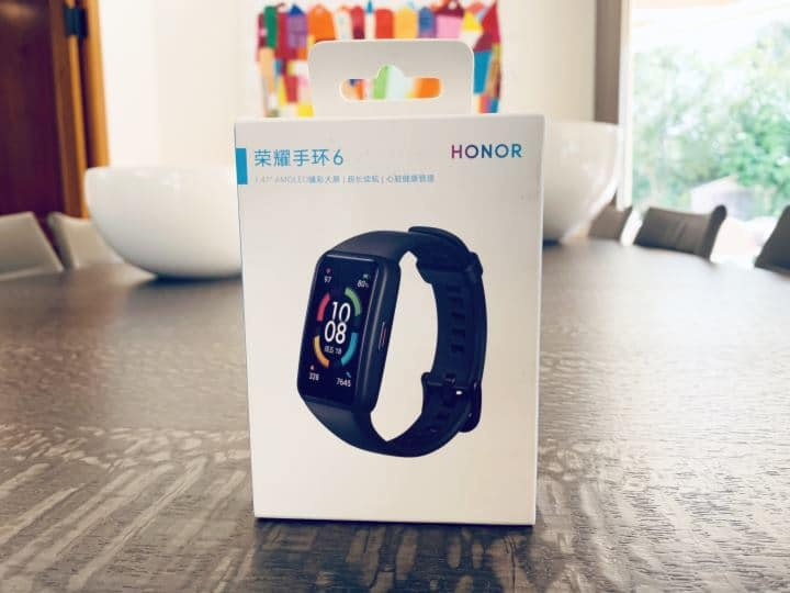 Honor Band 6 available now