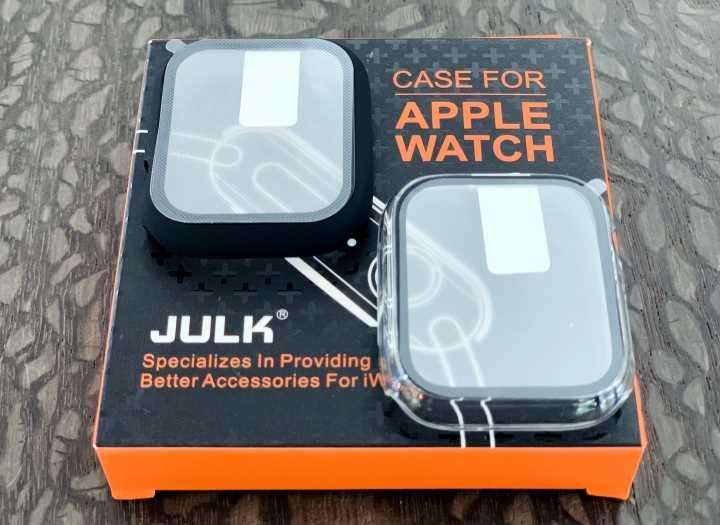 Julk Apple Watch Case