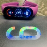 Mi Band 6 in real life