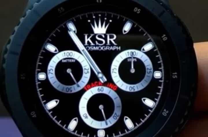 KSR Cosmograph