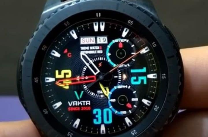 samsung watch face