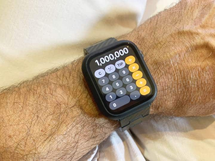 Apple Watch Calculator (with tip)