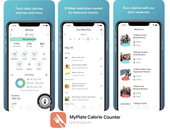 Tracking Calories with Apple watch