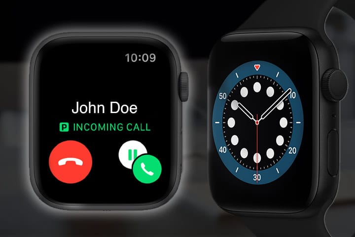Apple watch cellular option