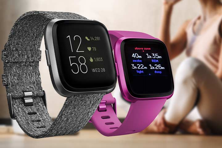 Fitbit Versa Special Edition and Fitbit Versa Lite