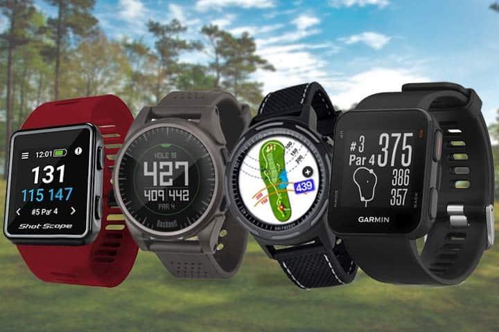 ShotScope, Golf Buddy, Bushnell, Garmin smartwatches
