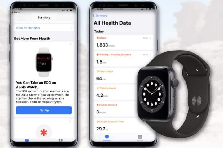 Apple watch 6 ECG
