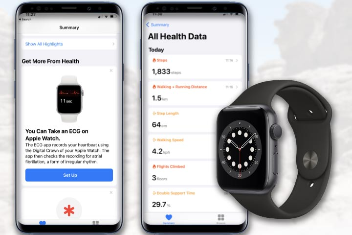 Apple Watch 6 and apps