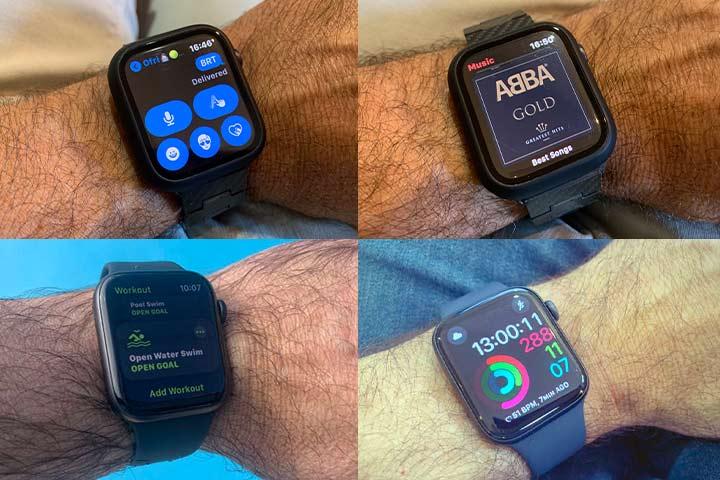 Apple watch 6 apps