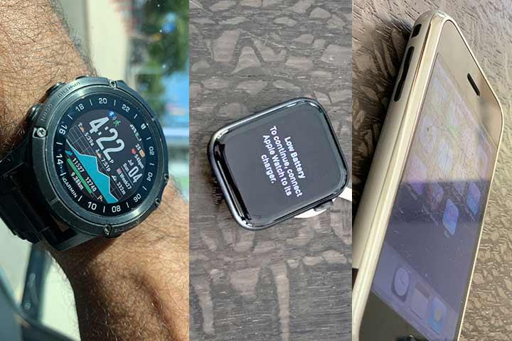 Smartwatch disadvantages
