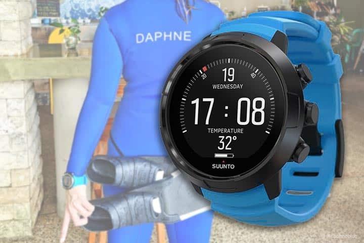 Suunto D5 Diving Watch