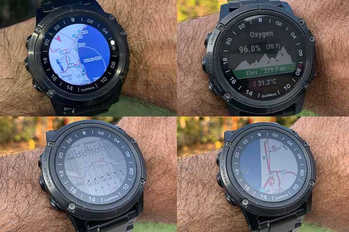 Garmin GPS and other tactical functions