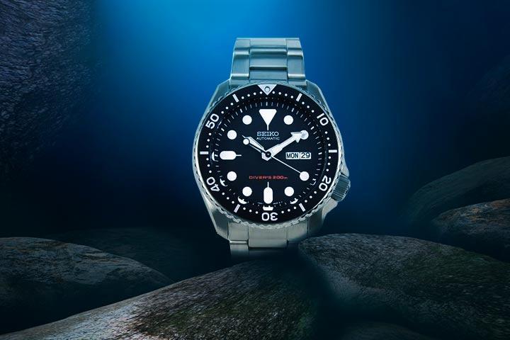 Seiko SKX007K Automatic underwater