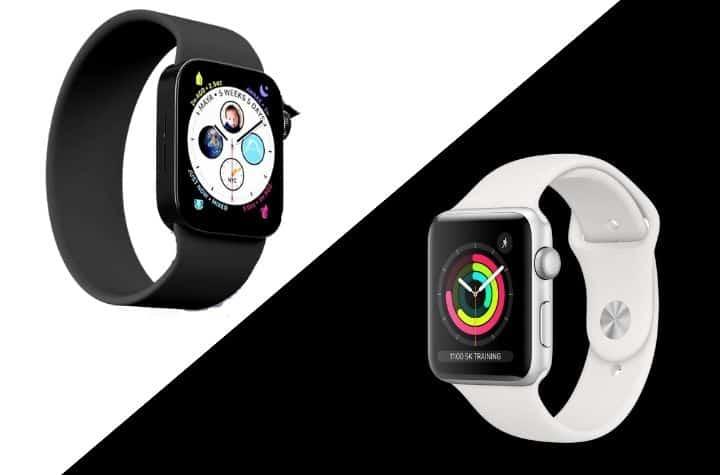 Apple Watch 3 or Apple Watch 5