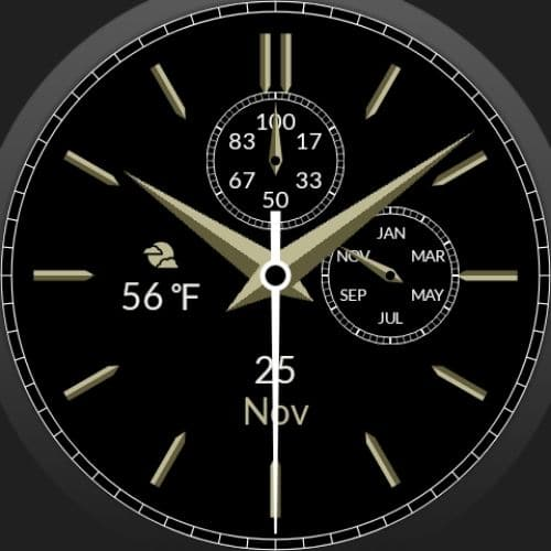 Essential 3100 Watch Face