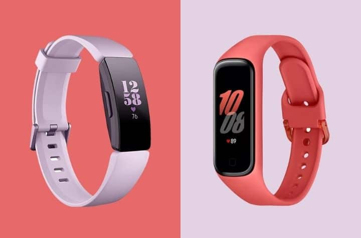 Which fitness tracker is best for you, Fitbit Inspire HR or Samsung Galaxy Fit?