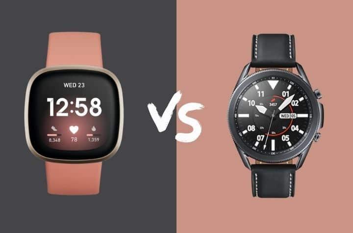 Fitbit vs Samsung Watch